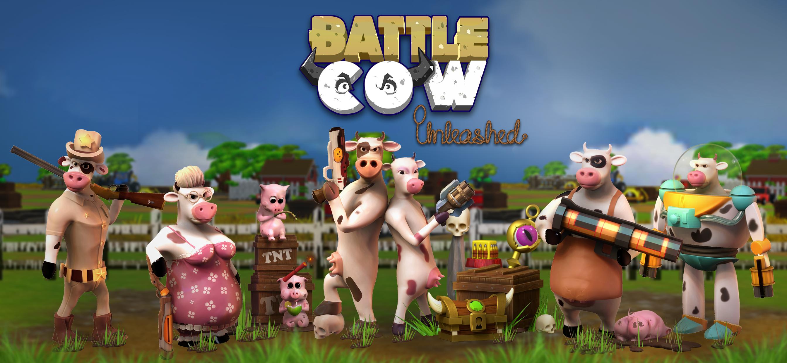 Battle Cow Unleashed